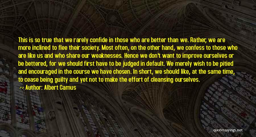 We Don't Have Enough Time Quotes By Albert Camus