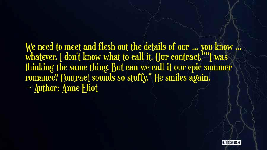 We Don't Need You Quotes By Anne Eliot