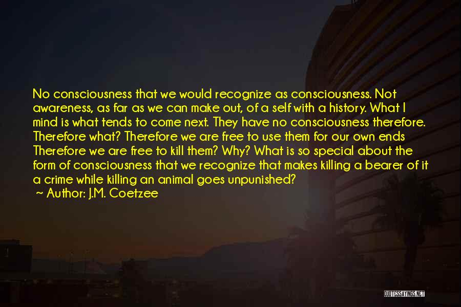We Have Come So Far Quotes By J.M. Coetzee