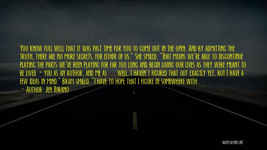 We Have Come So Far Quotes By Jen Turano