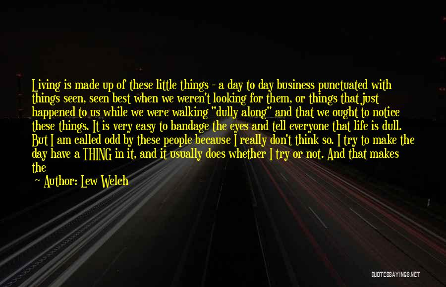 We Have Come So Far Quotes By Lew Welch