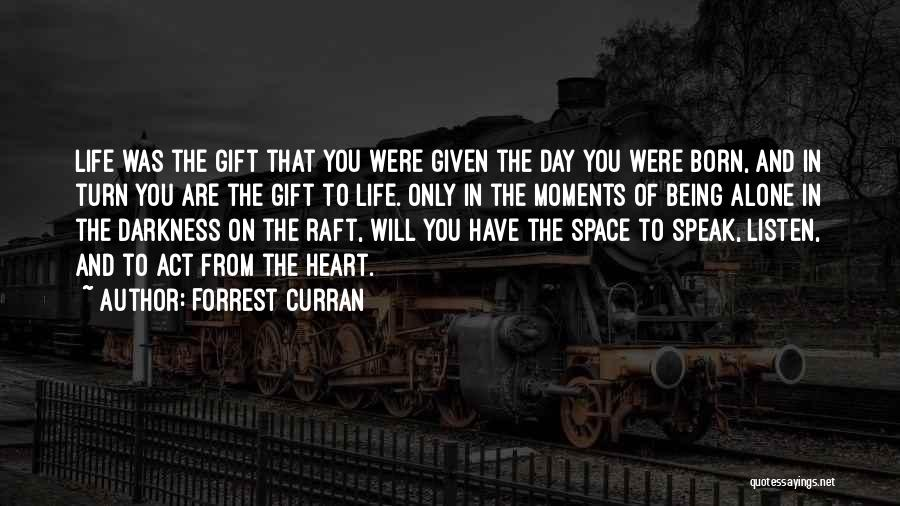 We Heart It Motivational Quotes By Forrest Curran