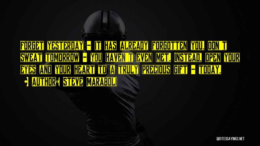 We Heart It Motivational Quotes By Steve Maraboli
