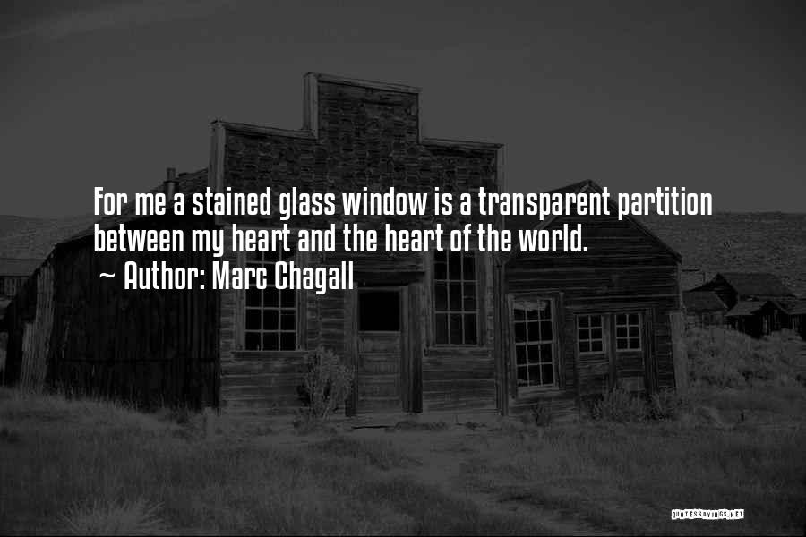 We Heart It Transparent Quotes By Marc Chagall