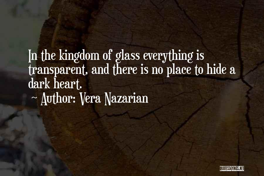 We Heart It Transparent Quotes By Vera Nazarian