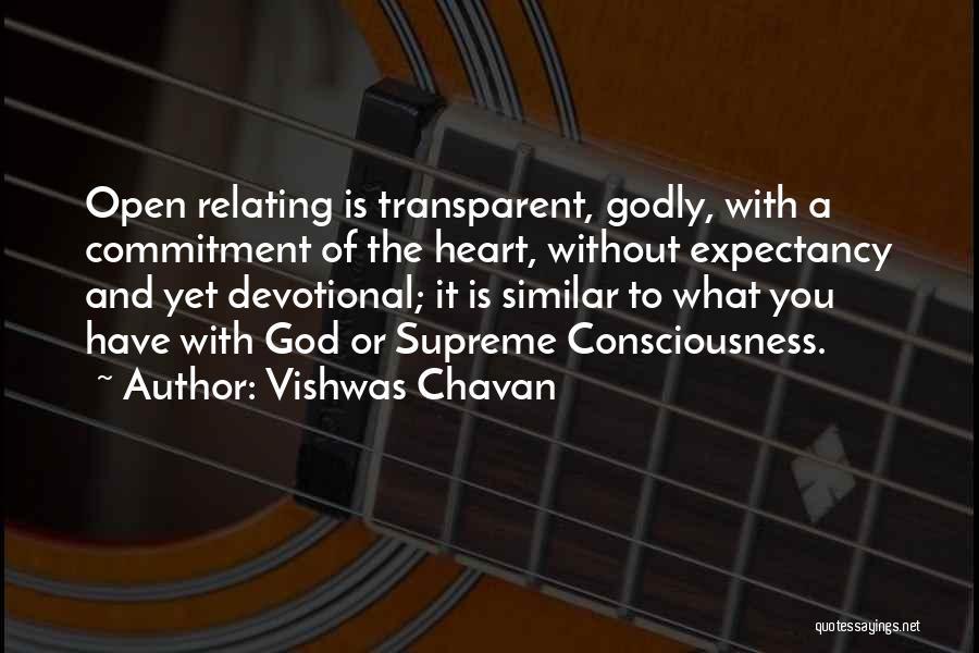We Heart It Transparent Quotes By Vishwas Chavan
