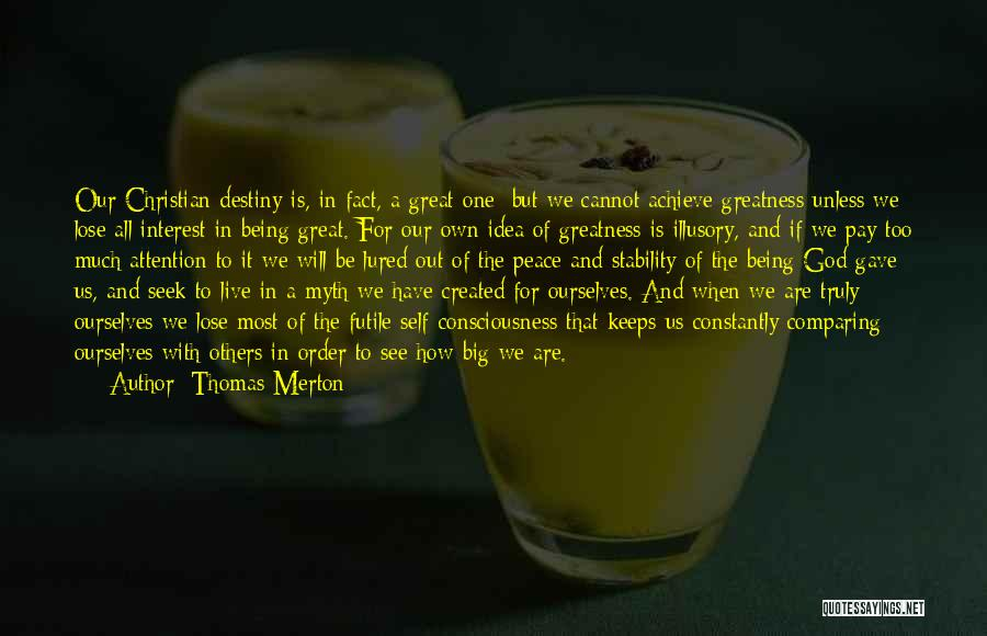 We Live For Others Quotes By Thomas Merton