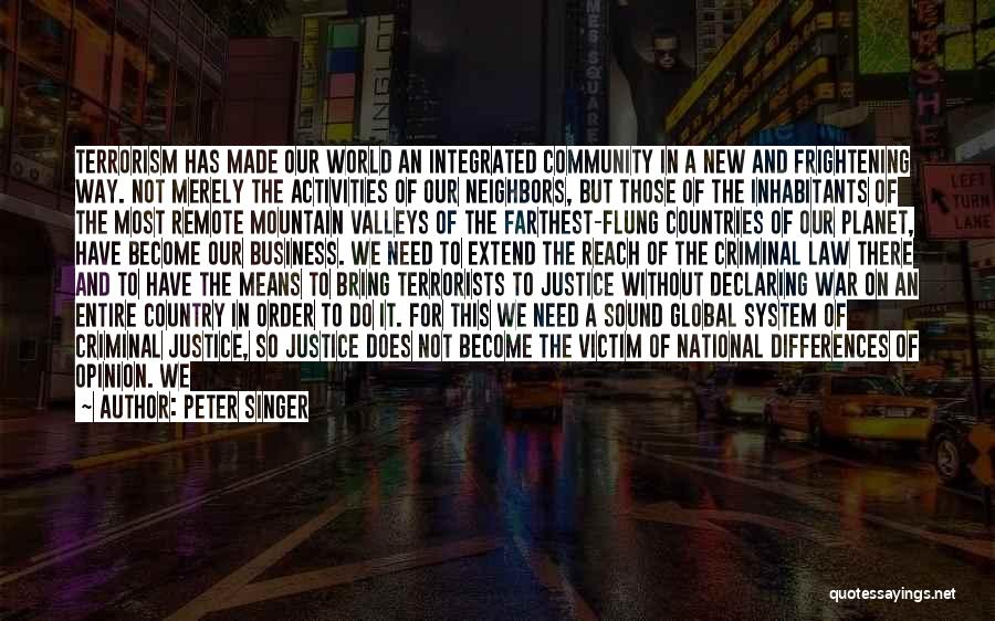 We May Have Our Differences But Quotes By Peter Singer