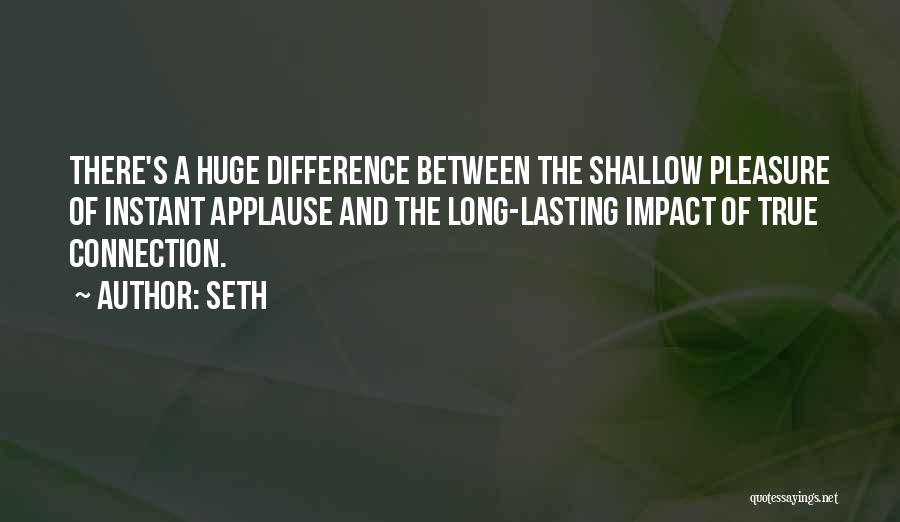 We May Have Our Differences But Quotes By Seth