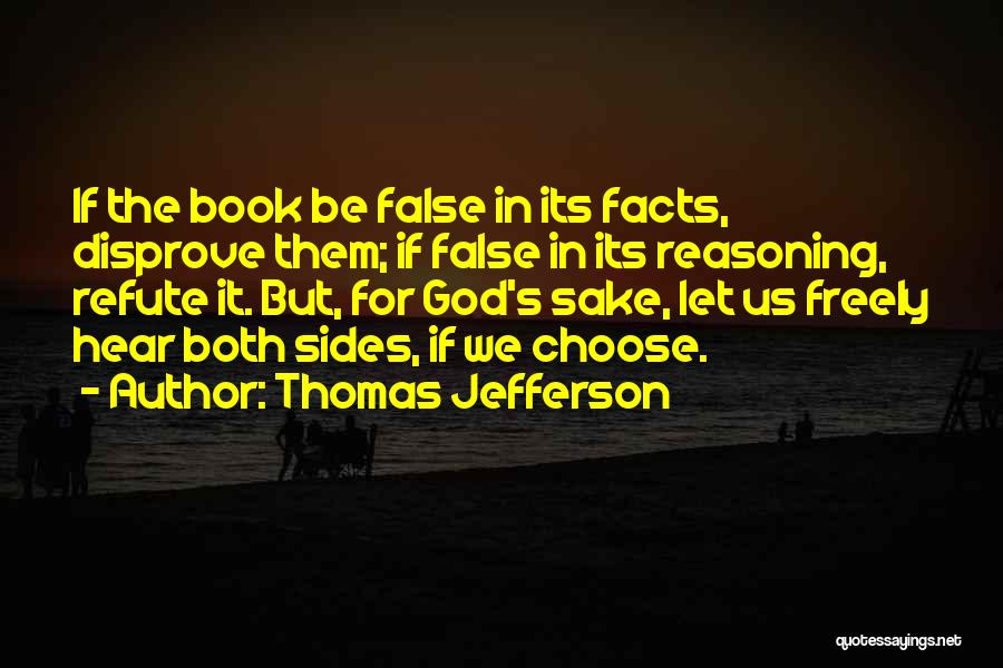 We May Have Our Differences But Quotes By Thomas Jefferson