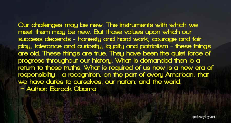 We Meet To Part Quotes By Barack Obama