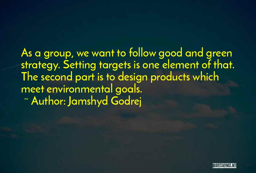We Meet To Part Quotes By Jamshyd Godrej