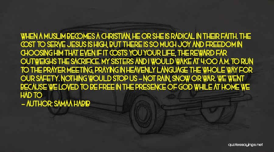 We Run Free Quotes By Samaa Habib