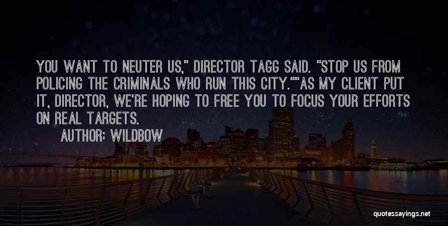 We Run Free Quotes By Wildbow