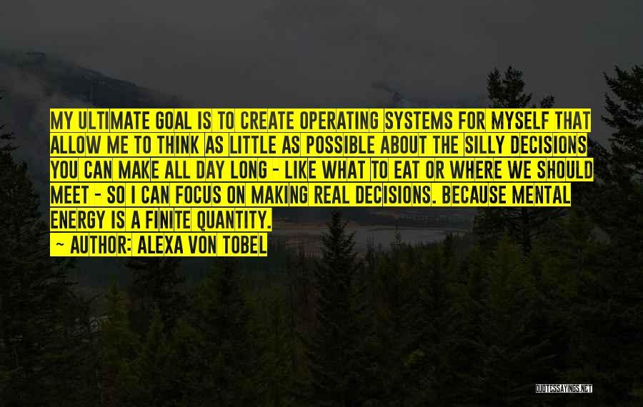 We Should Meet Quotes By Alexa Von Tobel