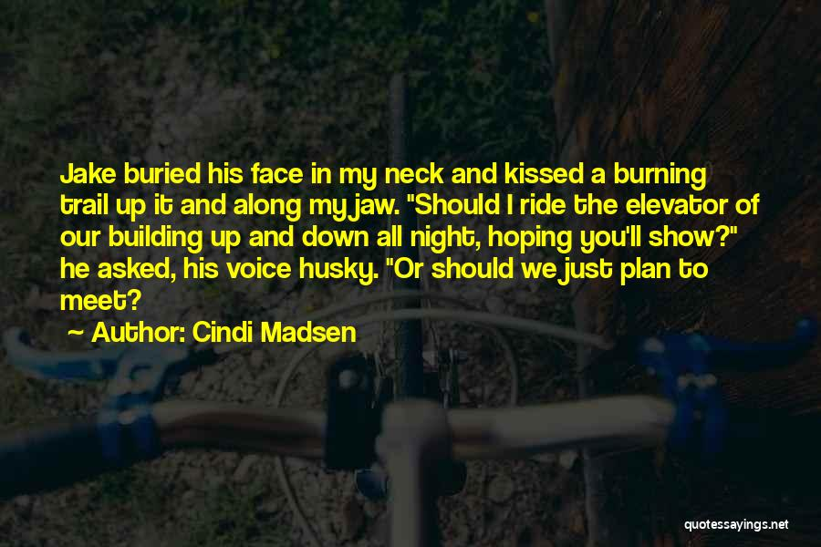 We Should Meet Quotes By Cindi Madsen