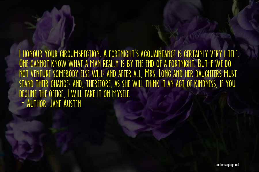 We Stand By You Quotes By Jane Austen