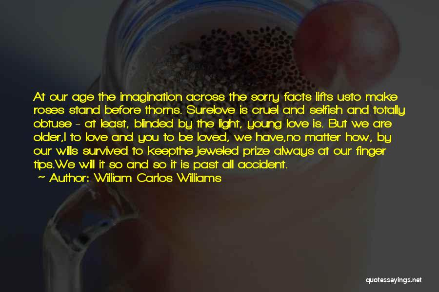 We Stand By You Quotes By William Carlos Williams