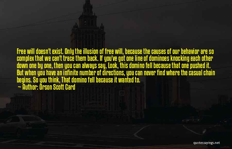 We Will Always Have Each Other Quotes By Orson Scott Card