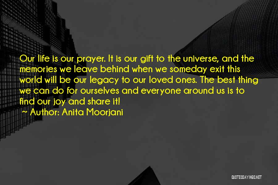 We Will Do Our Best Quotes By Anita Moorjani