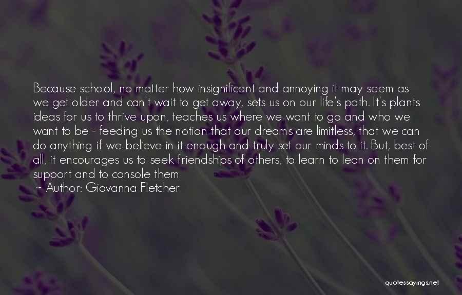 We Will Do Our Best Quotes By Giovanna Fletcher