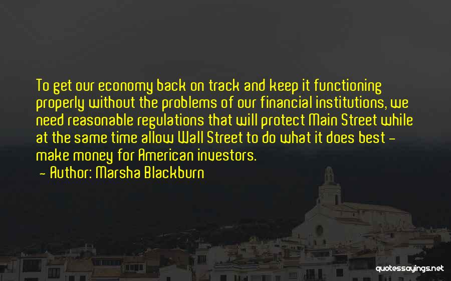 We Will Do Our Best Quotes By Marsha Blackburn
