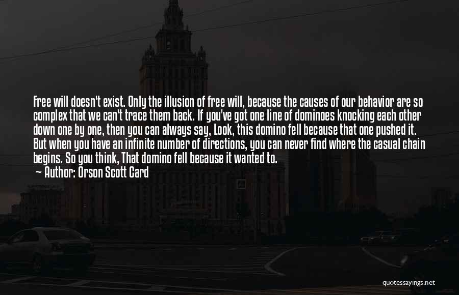 We Will Find Each Other Quotes By Orson Scott Card