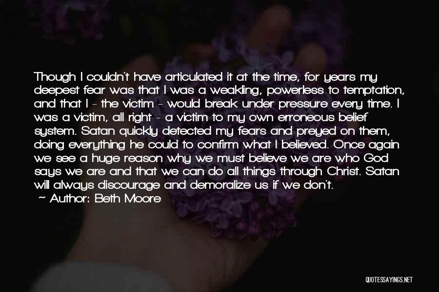 We Will See Again Quotes By Beth Moore