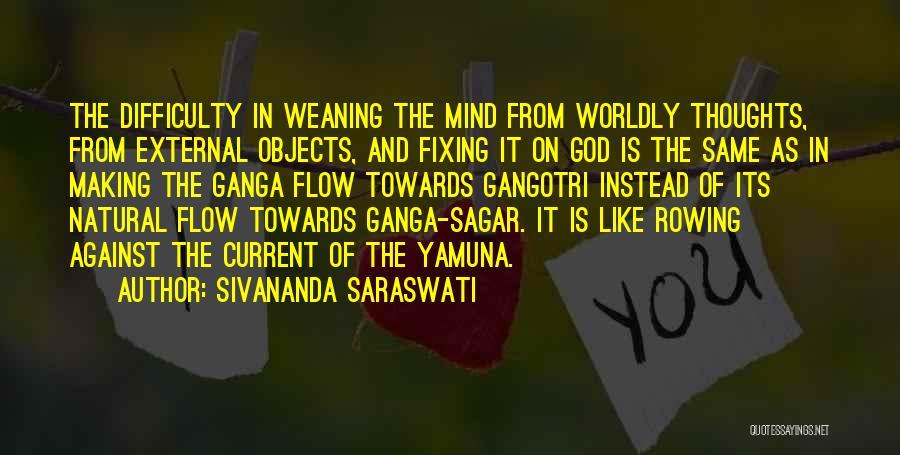 Weaning Off Quotes By Sivananda Saraswati