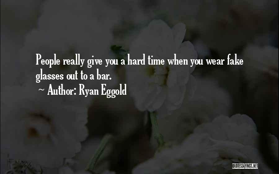 Wear Whatever You Want Quotes By Ryan Eggold