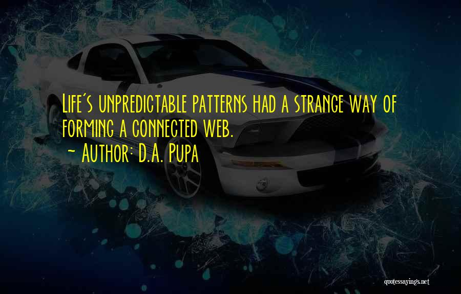 Web Page Quotes By D.A. Pupa