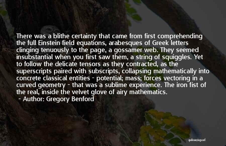 Web Page Quotes By Gregory Benford