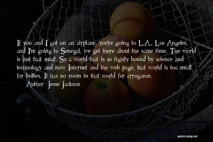 Web Page Quotes By Jesse Jackson