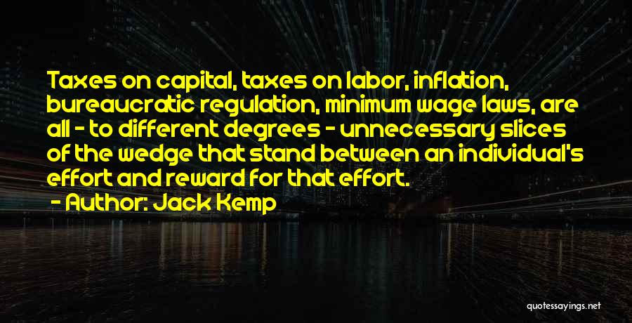 Wedge Quotes By Jack Kemp