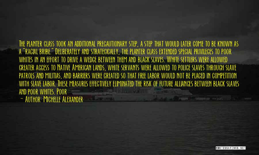 Wedge Quotes By Michelle Alexander