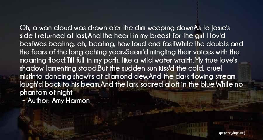 Weeping Boy Quotes By Amy Harmon