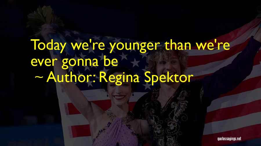 Weird But Deep Quotes By Regina Spektor