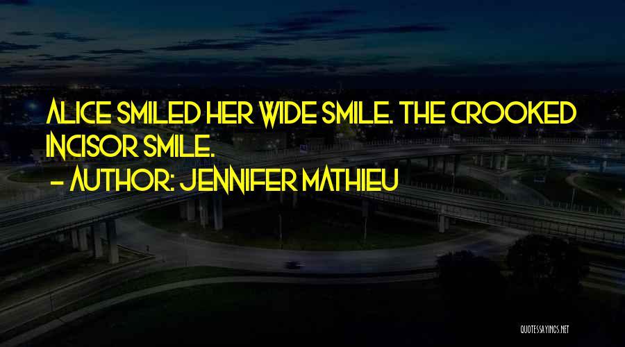 Weird Random Funny Quotes By Jennifer Mathieu