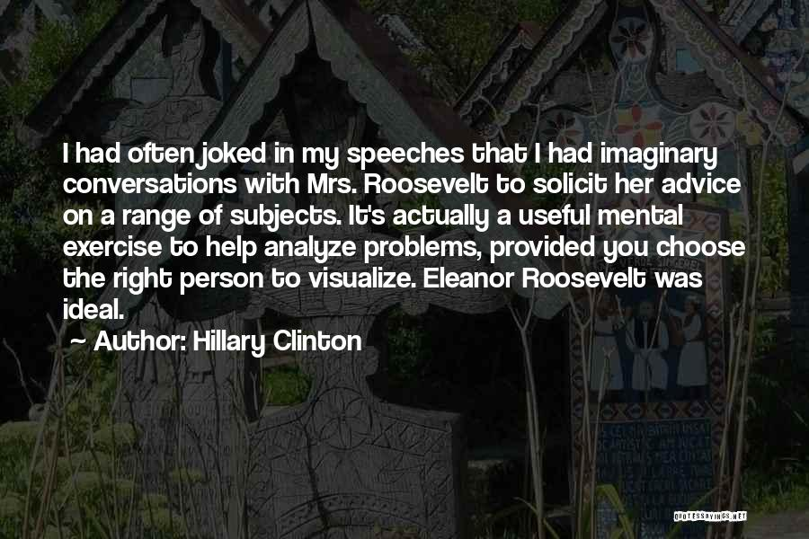 Welcome Speech Quotes By Hillary Clinton