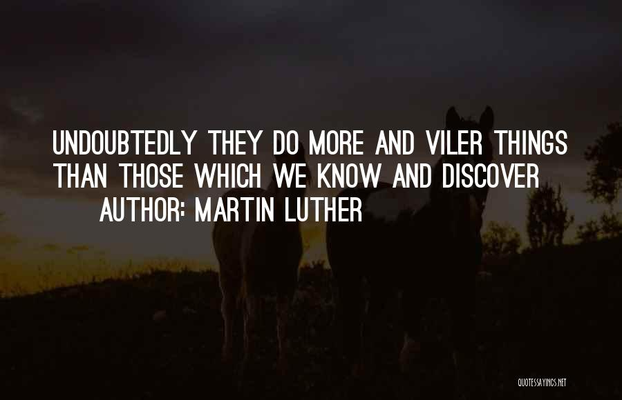 Welcome Speech Quotes By Martin Luther