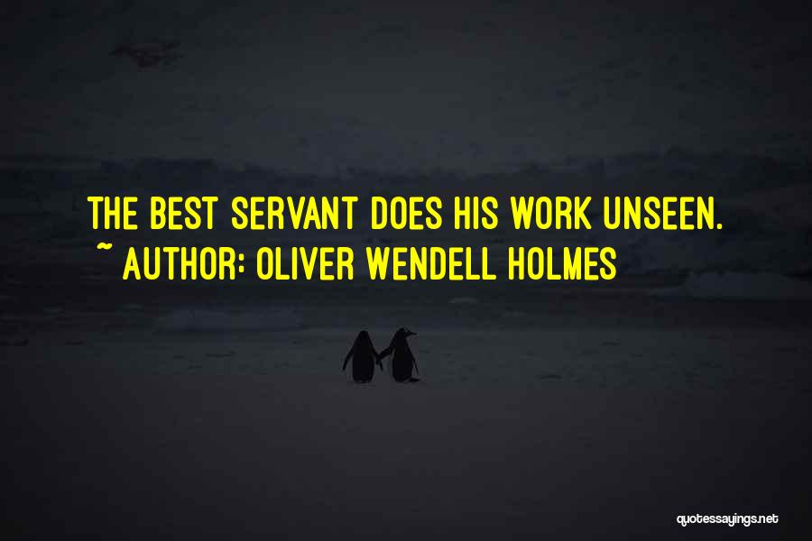 Wendell Quotes By Oliver Wendell Holmes
