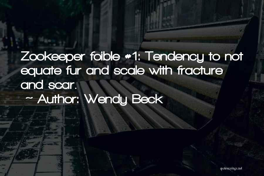 Wendy Beck Quotes 567376