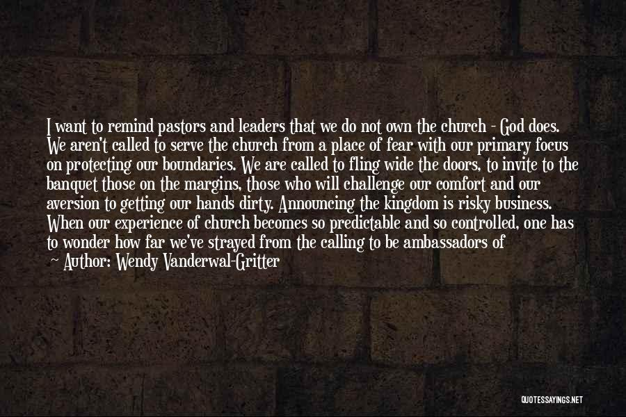 Wendy Vanderwal-Gritter Quotes 1758429