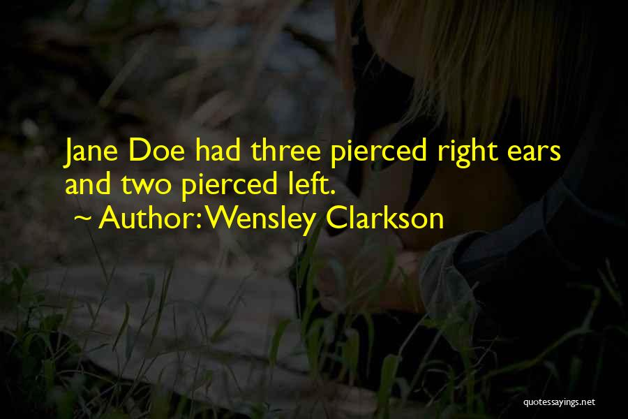 Wensley Clarkson Quotes 1287008