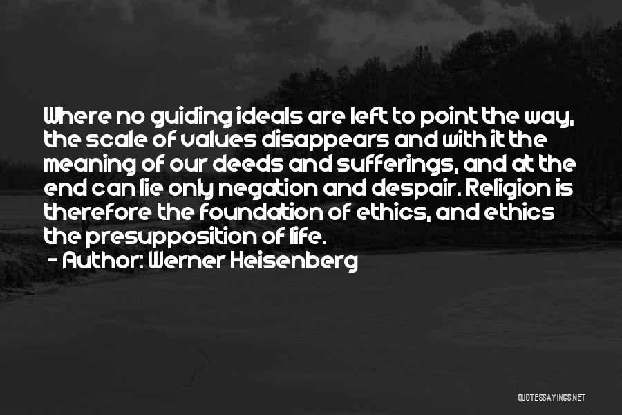 Werner Heisenberg Quotes 115186