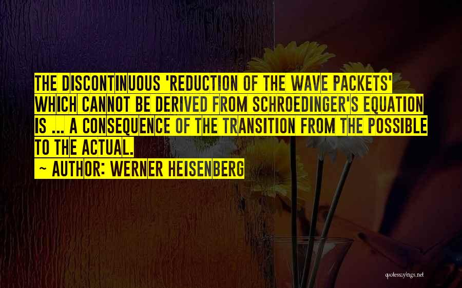 Werner Heisenberg Quotes 1158747