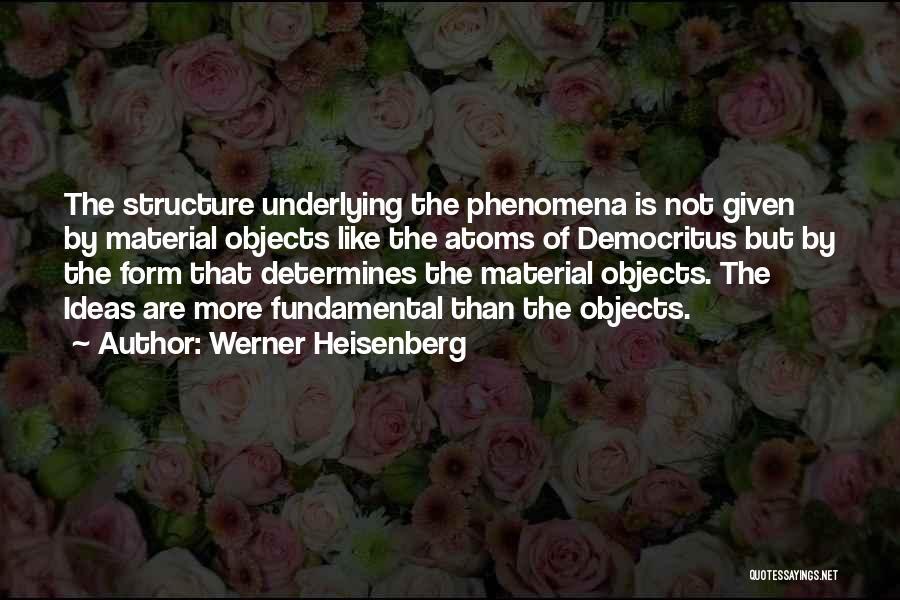Werner Heisenberg Quotes 1170710