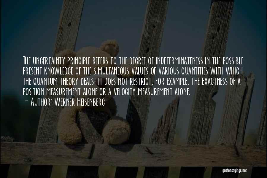 Werner Heisenberg Quotes 1223812