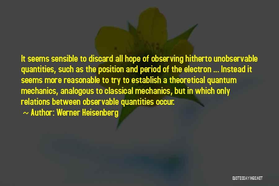 Werner Heisenberg Quotes 1332843