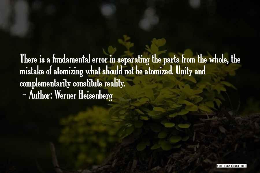Werner Heisenberg Quotes 1363504